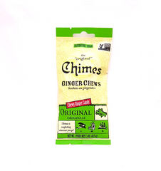 Chimes Original Chewy Ginger Candy
