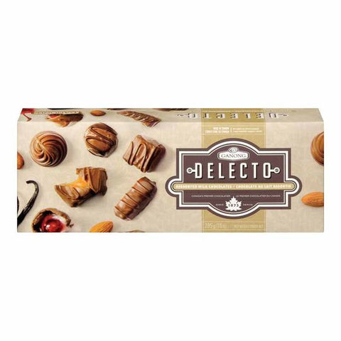 Ganong Delecto Assorted Milk Chocolates