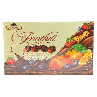 Ganong Chocolate Fruitfull Jellies