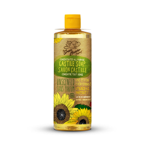 Green Beaver Liquid Soap