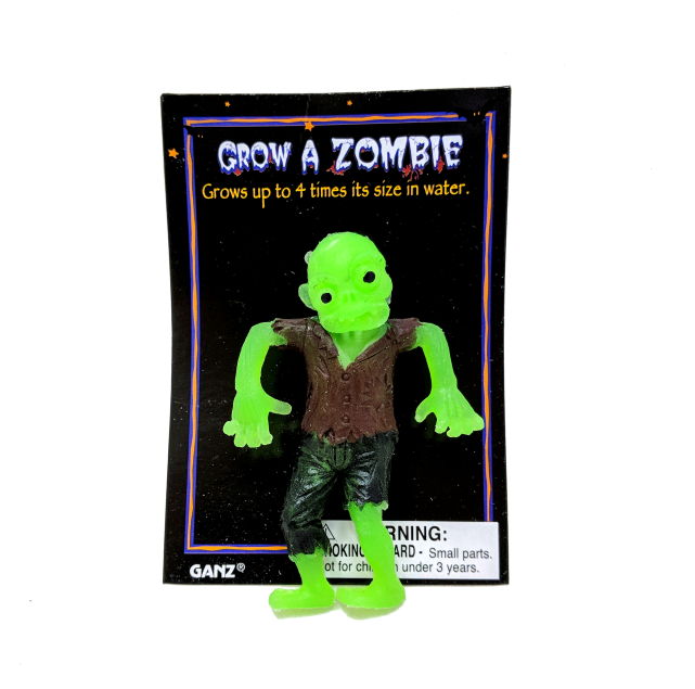 Grow Your Own Zombie