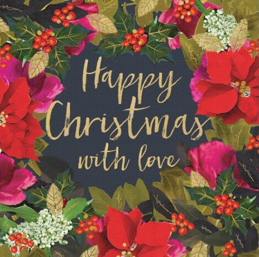 Happy Christmas with Love