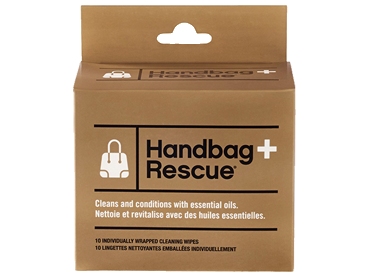 Handbag Rescue Wipes