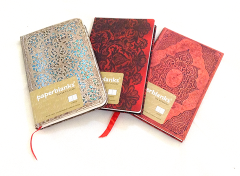 Lined Journals (Pocket Size)
