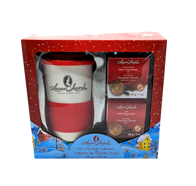 Laura Secord Hot Chocolate Gift Box