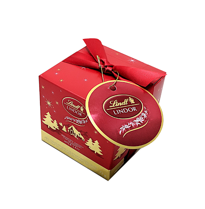 Lindor Box of Milk Chocolates