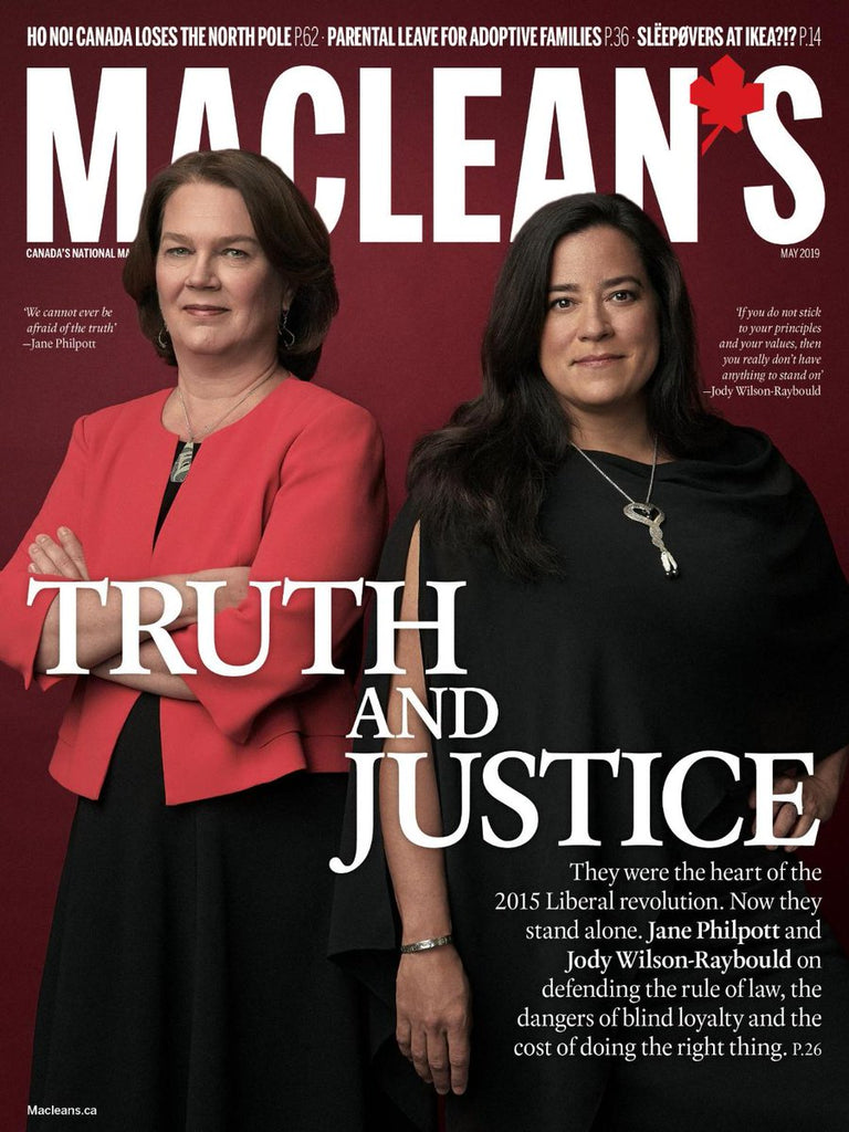 Macleans Magazine