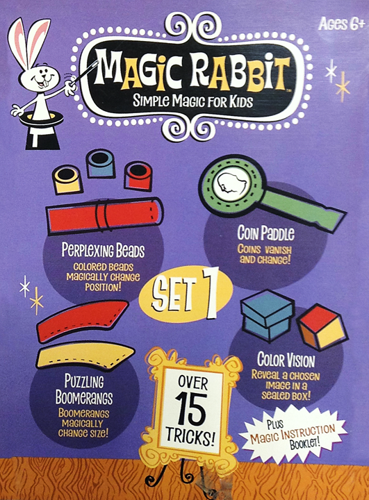 Magic Rabbit: Simple Magic for Kids