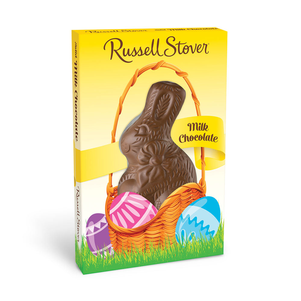 Russell Stover Milk Chocolate Rabbit