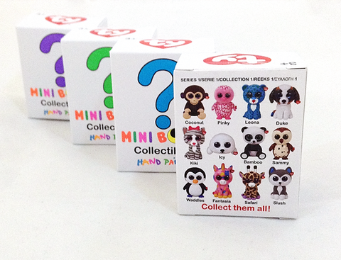 Blind Box TY Mini-Boos Collectibles