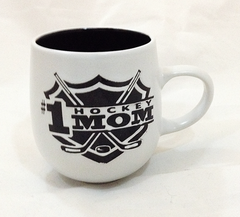 #1 Hockey Mom Mug