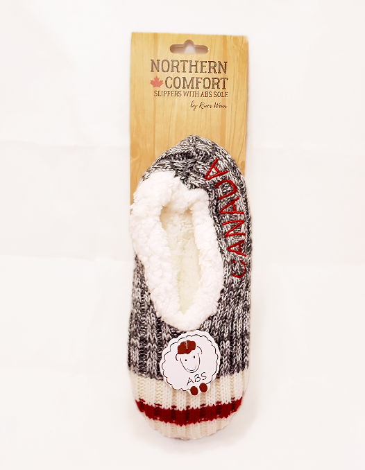 Northern Comfort Canada Slippers