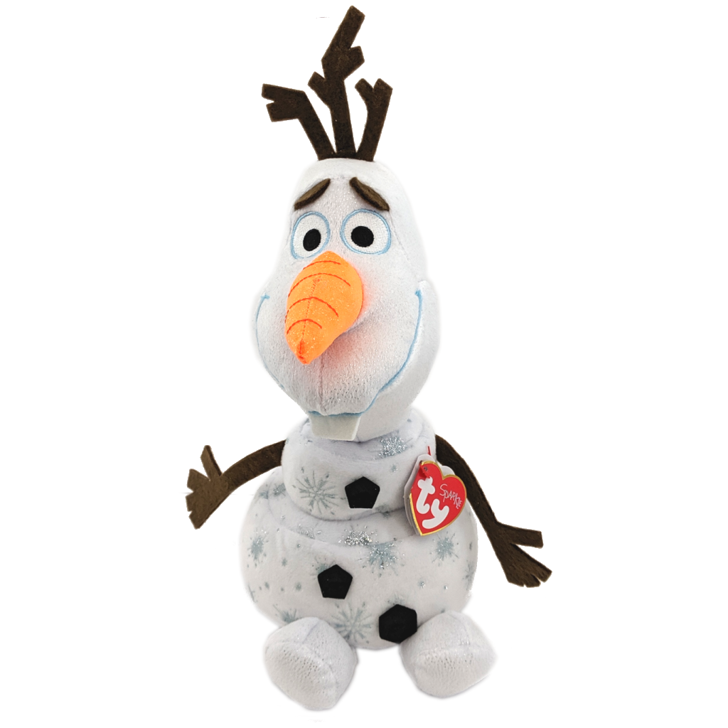 Disney Frozen Olaf Snowman Plush Stuffed Animal