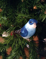 Bird Tree Ornament