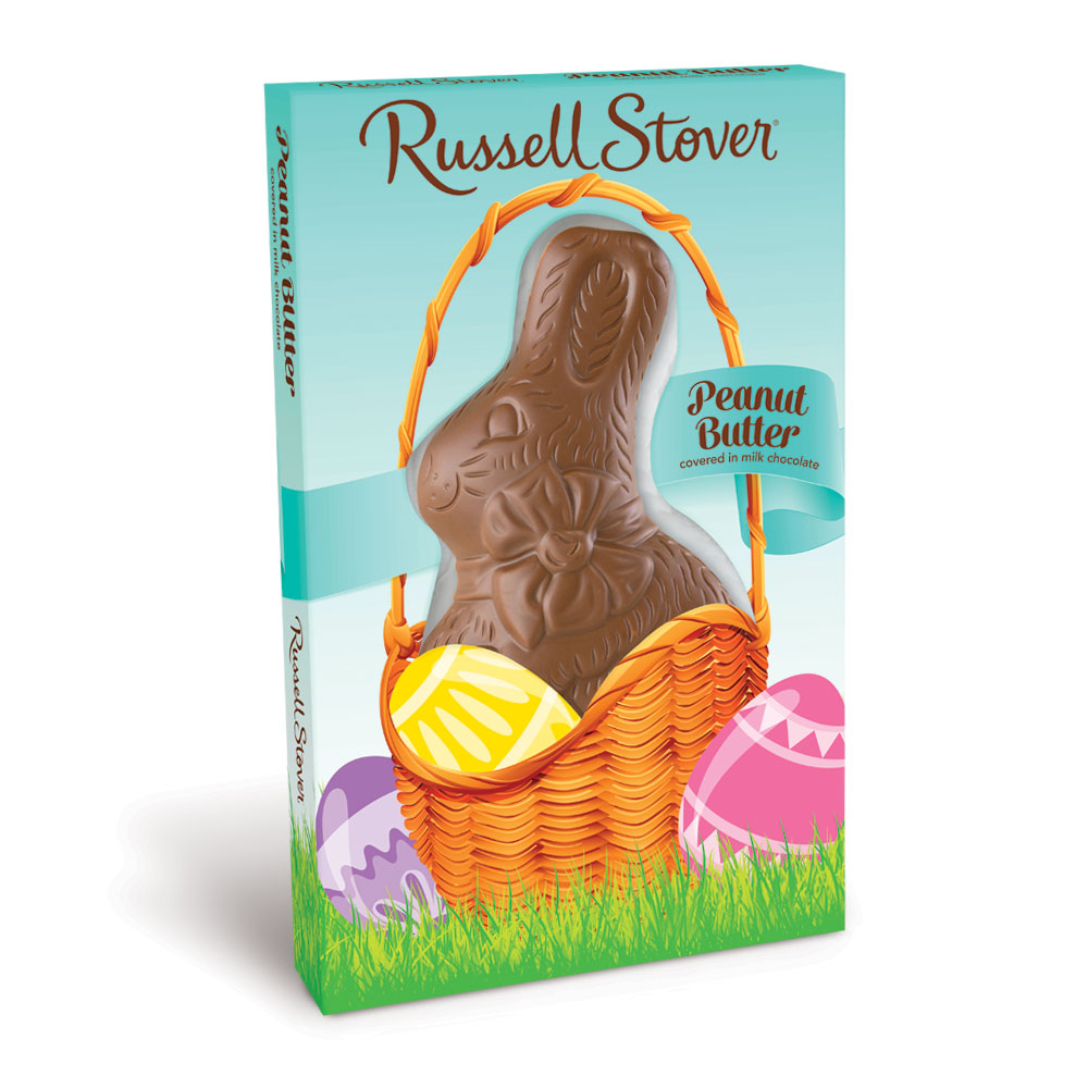 Russell Stover Peanut Butter Rabbit