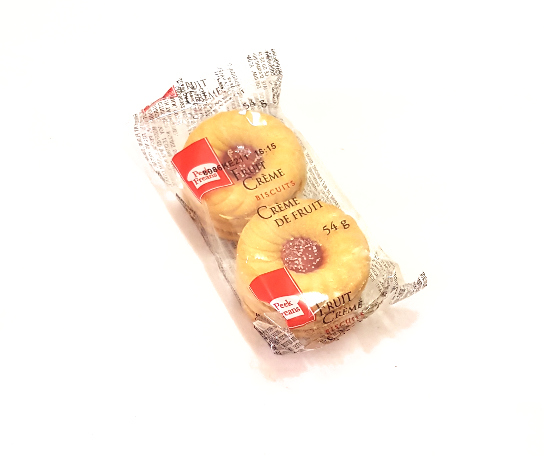 Fruit Creme Cookie 4-Pack