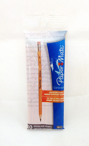 Classic Wood Pencil (10-Pack)