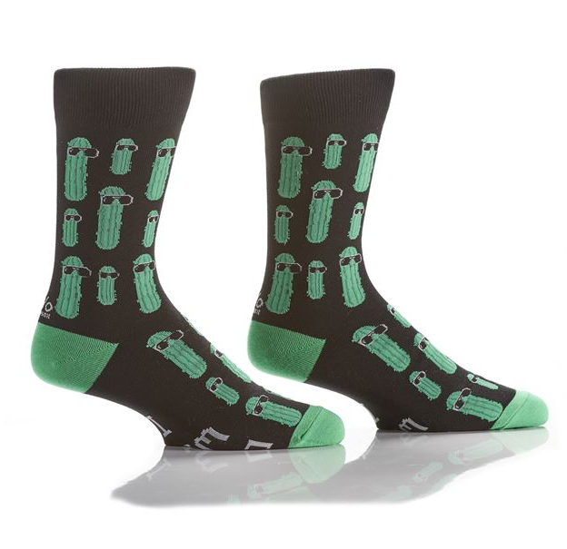 Yo Sox: Cool Pickle Socks