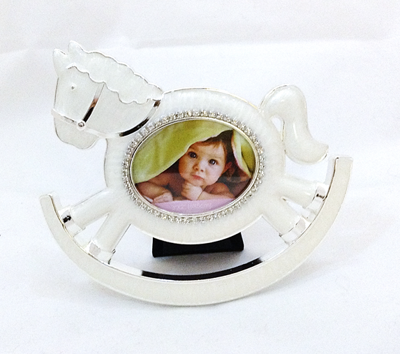 Rocking Horse Picture Frame