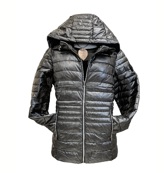 Point Zero UltraLight Jacket: Silver Metallic
