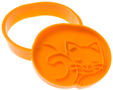 Purebreads Sandwich Cutter: Cat