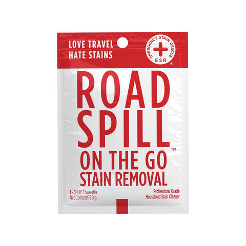 Emergency Stain Rescue Wipes