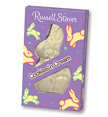 Russell Stover Cookies N Cream Rabbit