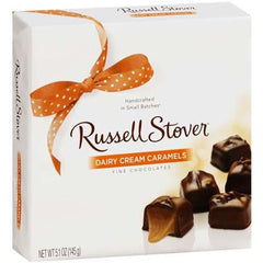 Russell Stover Dairy Cream Caramels