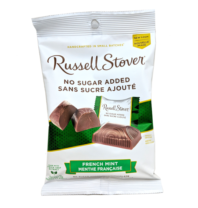 Russell Stover No Sugar Added French Mints