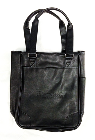 Sunnybrook Faux-Leather Tote Bag