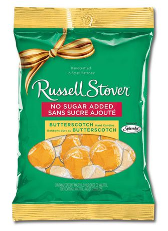 Russell Stover NSA Butterscotch Hard Candies