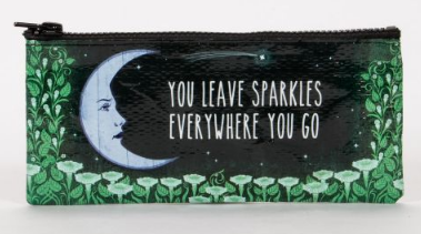 You Leave Sparkles Pencil Case
