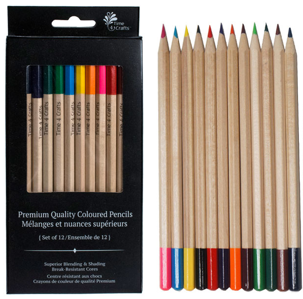 Premium Quality Colouring Pencils