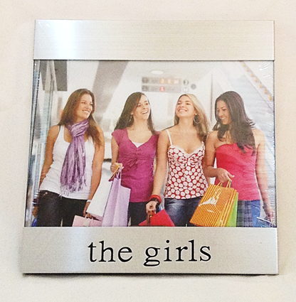 """The Girls"" Picture Frame"