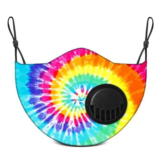 Face Mask: Tie Dye (Adults & Kids Sizes)