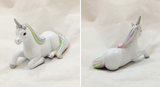 Unicorn Figurine - Resting