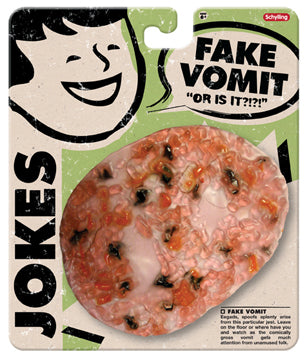 Fake Vomit: Fool Your Friends!