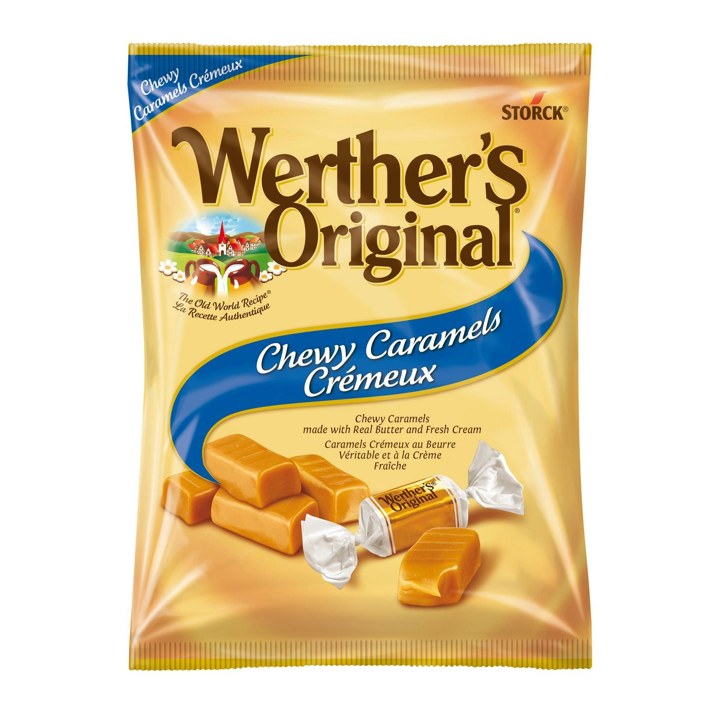 Werther's Original: Chewy Caramels