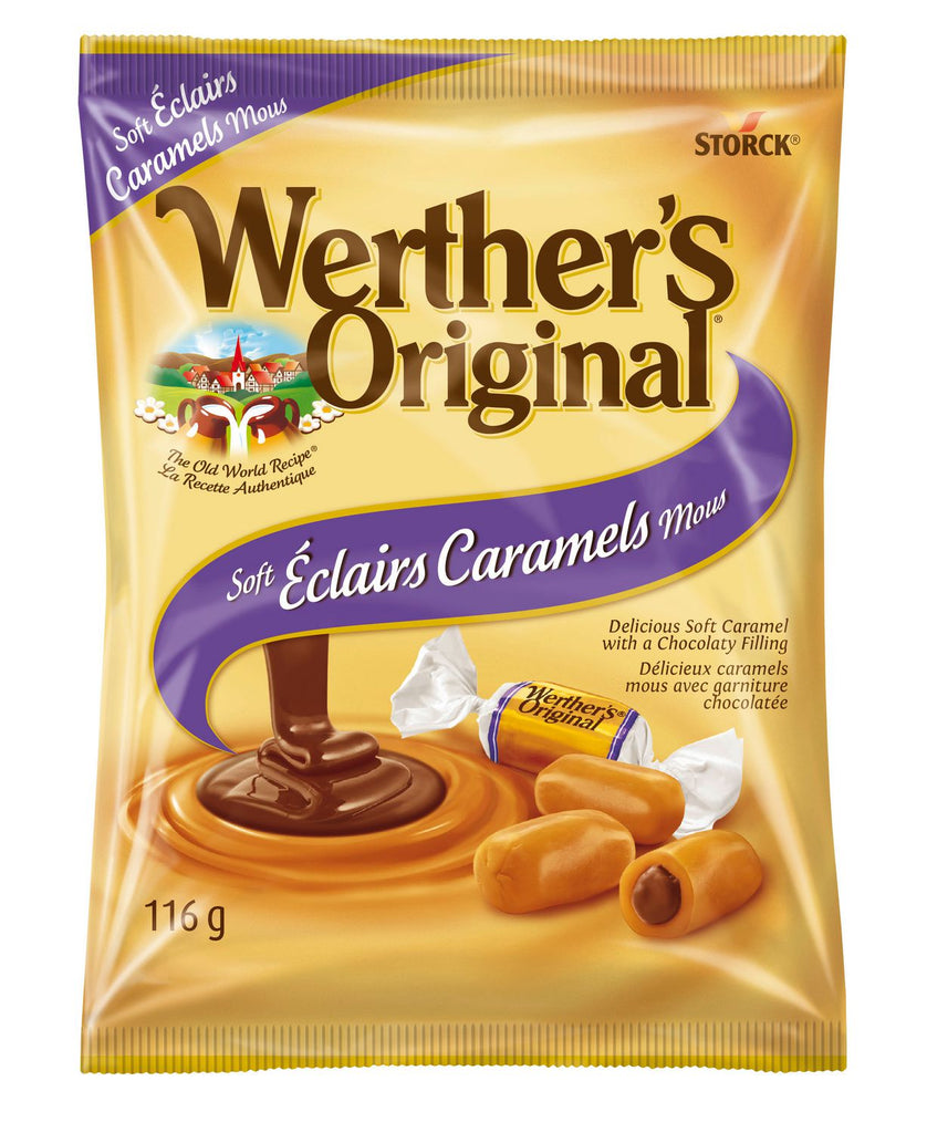 Werther's Original: Soft Eclairs