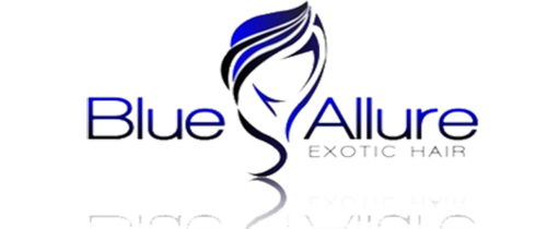 Blue Allure Exotic Hair