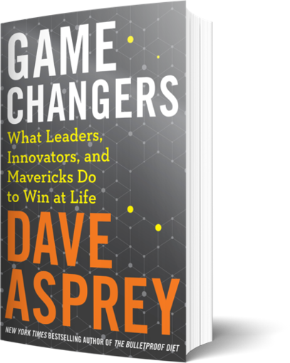 Books by Dave Asprey (Bulletproof® Founder)