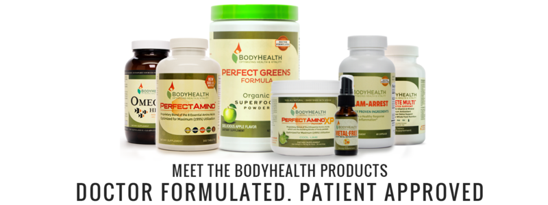 BodyHealth Perfect Amino MAP Australia