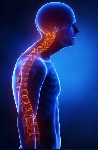 Kyphosis: The condition that your spine develops as result of desk and mobile phone posture