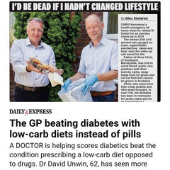 the effect of low carb diet on treating diabetes