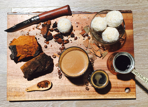 Bulletproof Coffee Wild Chaga Elixir Ingredients Australia