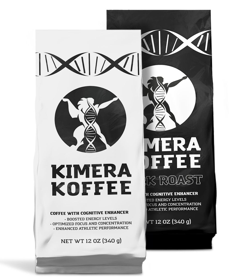 2 Pack Kimera Koffee Original + Dark Roast Australia