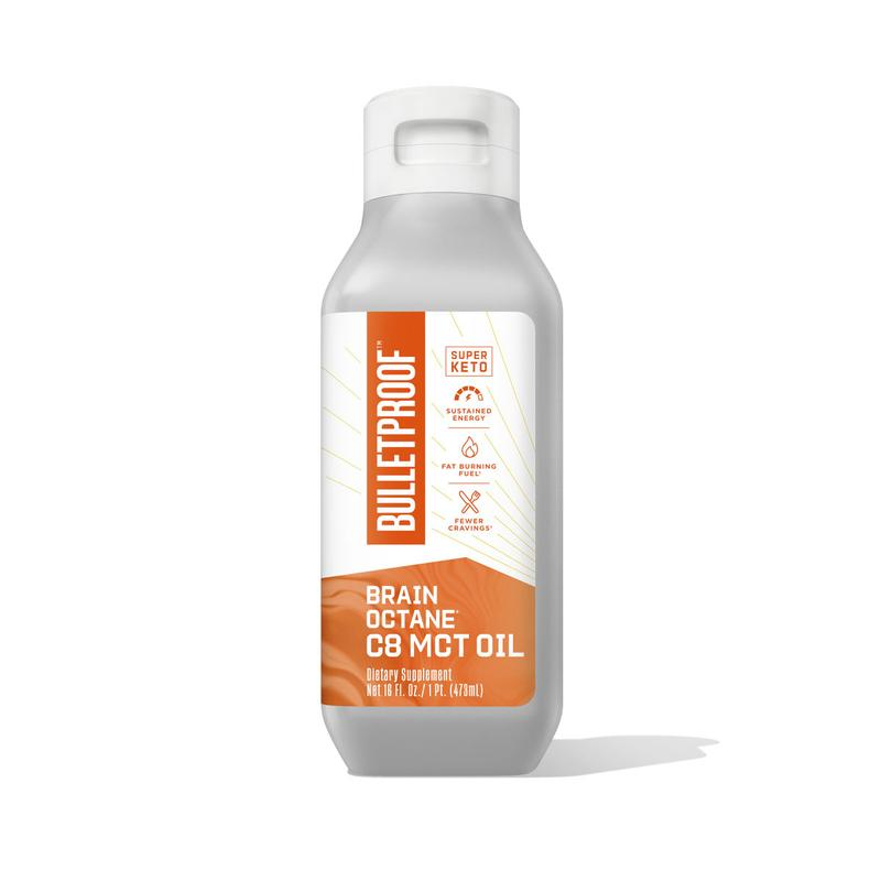 Bulletproof® Brain Octane Oil - 473ml