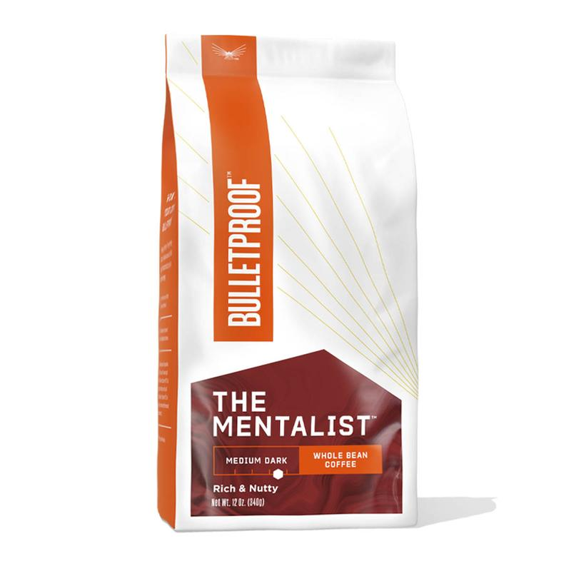 Bulletproof Australia Mentalist Medium Dark Roast Whole Bean Coffee