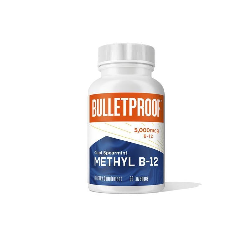 Bulletproof Australia Methyl B12