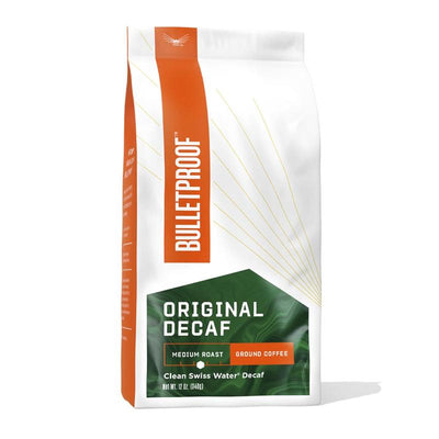 Bulletproof Decaffeinated Coffee (Grounds) 340g
